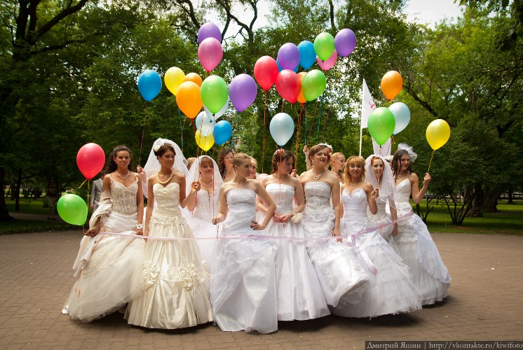 Вы просматриваете изображения у материала: Страна невест. Долгожданный отчет! Видео.