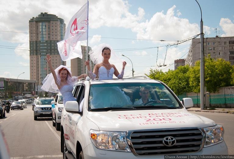 Вы просматриваете изображения у материала: Страна невест 2011 от фотографов Дмитрия Яшина и Олеси Колесовой