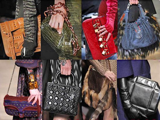 сумки женские зима 2010 - Сумки.