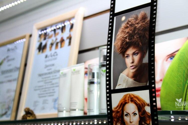 Вы просматриваете изображения у материала: Gamma Store, студия красоты